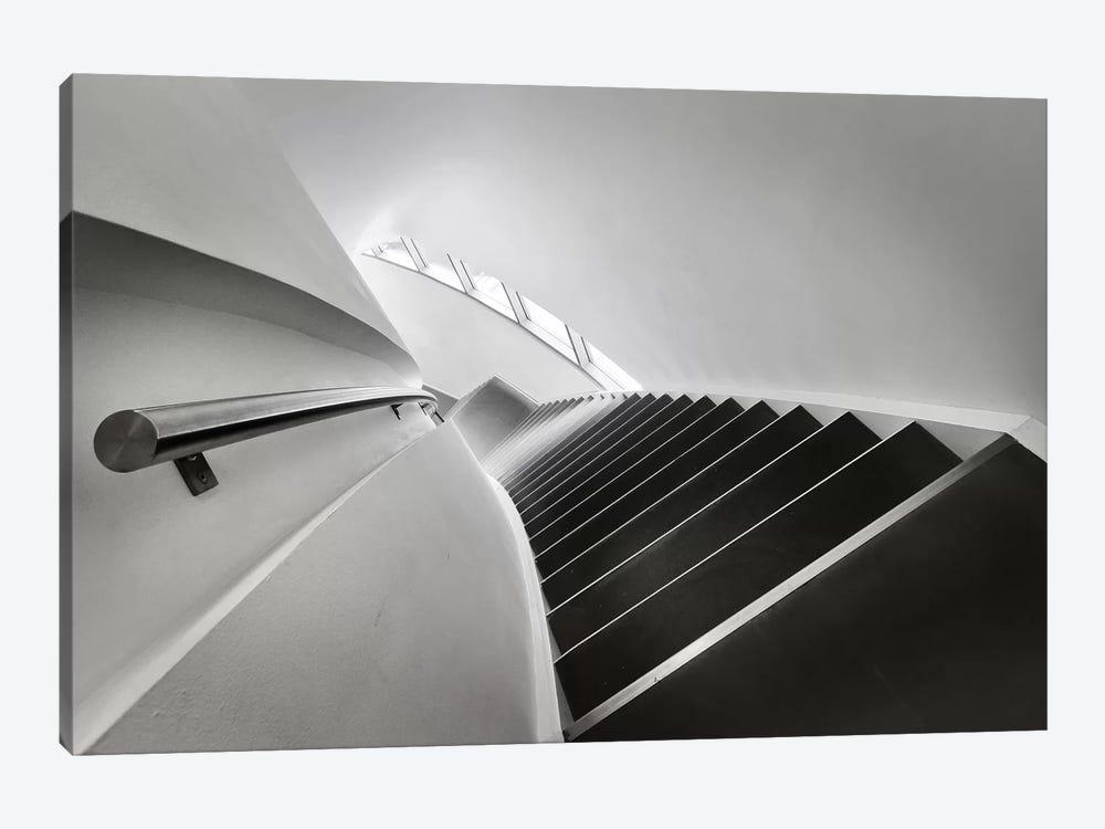 Turn-down by Henk van Maastricht 1-piece Canvas Art