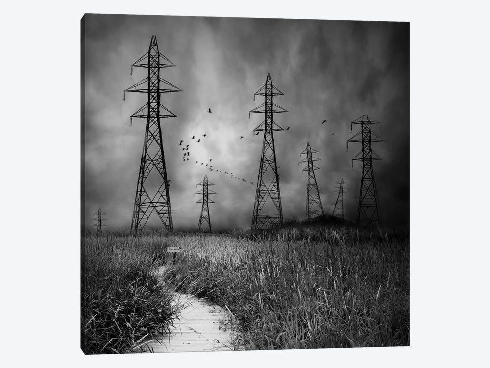 Industrial Culture by David Senechal Photographie 1-piece Canvas Print