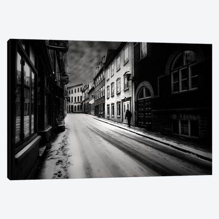 Leave Canvas Print #OXM2361} by David Senechal Photographie Canvas Print