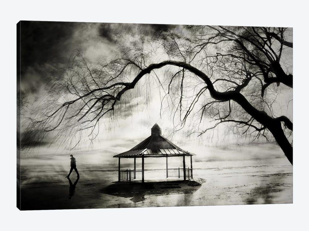 No More Music by David Senechal Photographie 1-piece Canvas Artwork