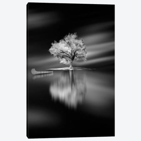 Quiet Canvas Print #OXM2366} by David Senechal Photographie Canvas Wall Art