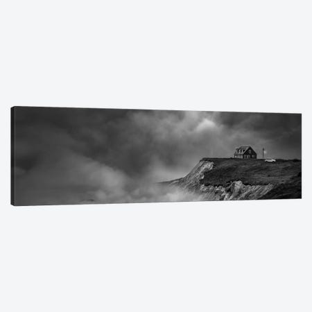The Last House Near The End Of The World Canvas Print #OXM2369} by David Senechal Photographie Canvas Print