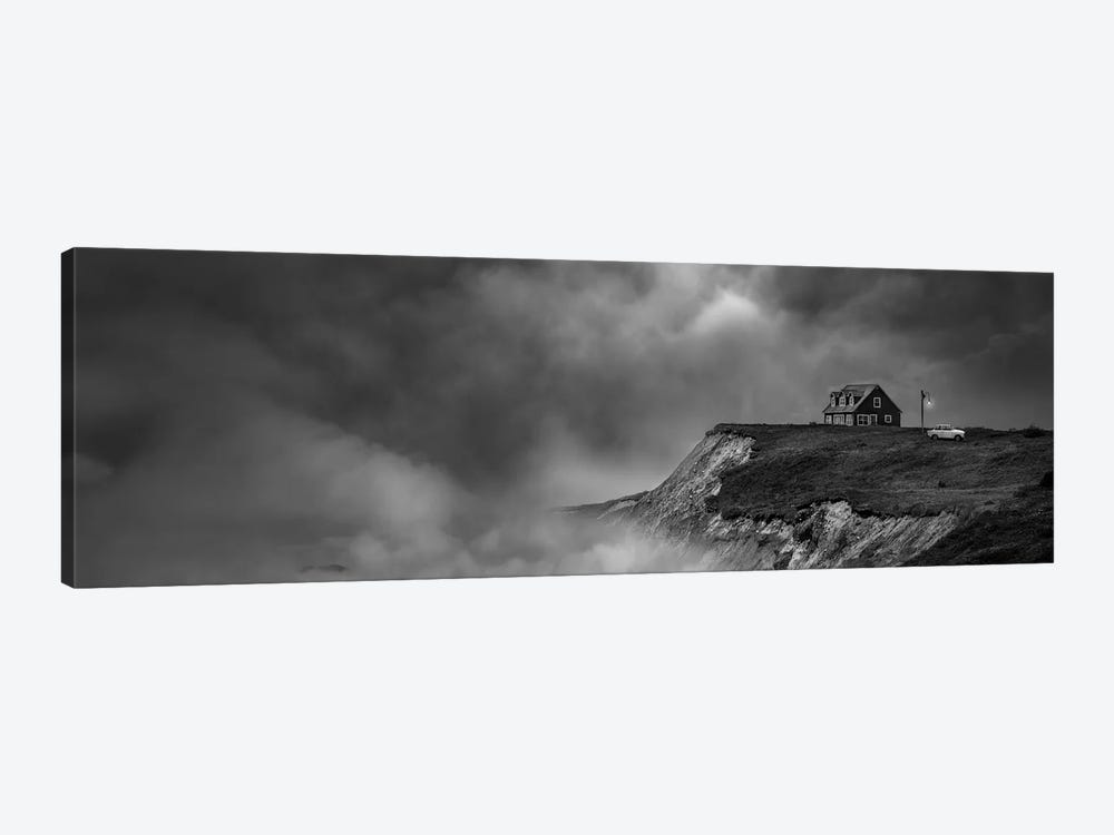 The Last House Near The End Of The World by David Senechal Photographie 1-piece Canvas Art