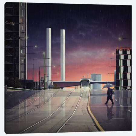 Beyond The Bolte Canvas Print #OXM236} by Adrian Donoghue Canvas Artwork
