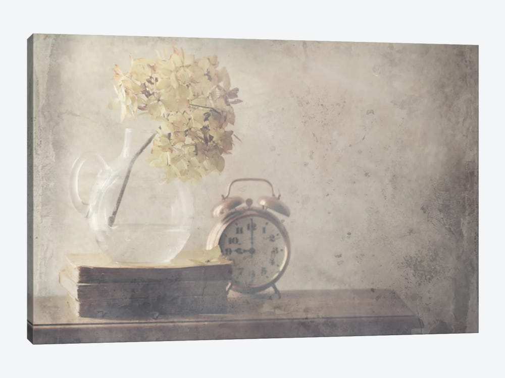 Disillusionment Of Nine O'Clock by Delphine Devos 1-piece Canvas Print