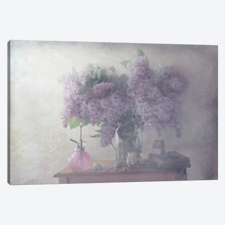 Sweet Lilacs Canvas Print #OXM2374} by Delphine Devos Art Print