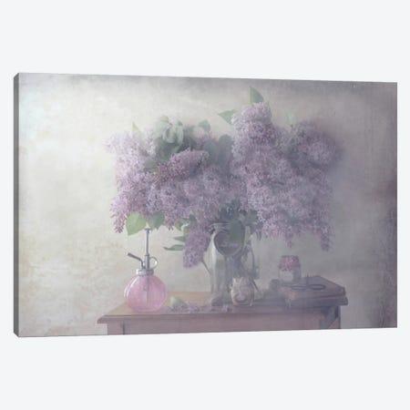 Sweet Lilacs Canvas Print #OXM2374} by Delphine Devos Art Print