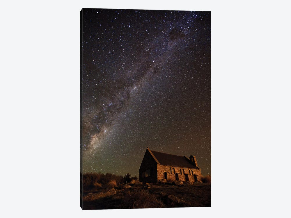 Church Of The Good Shepherd by Yan Zhang 1-piece Canvas Print