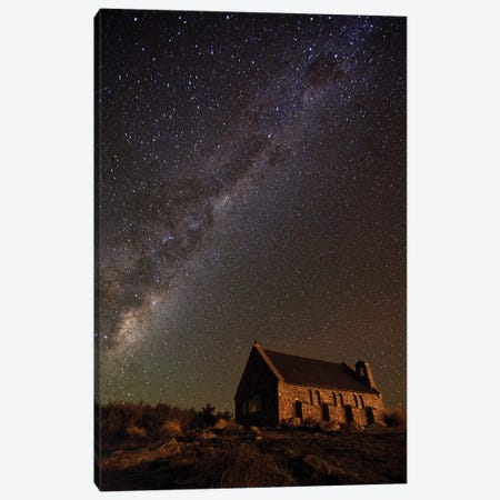 Church Of The Good Shepherd 3-Piece Canvas #OXM2382} by Yan Zhang Canvas Art Print