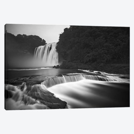 Huangguoshu Waterfalls Canvas Print #OXM2384} by Yan Zhang Canvas Artwork