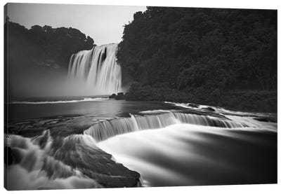 Huangguoshu Waterfalls Canvas Art Print