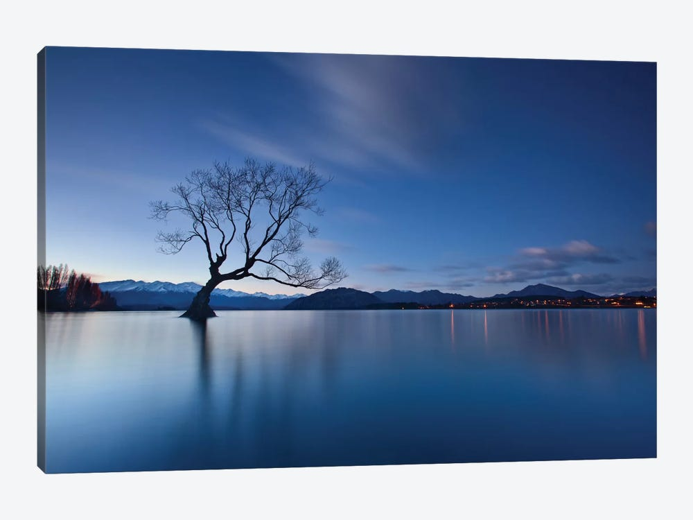Wanaka Twilight by Yan Zhang 1-piece Art Print