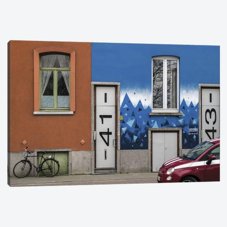 Life Styles 3-Piece Canvas #OXM23} by Luc Vangindertael Canvas Art Print