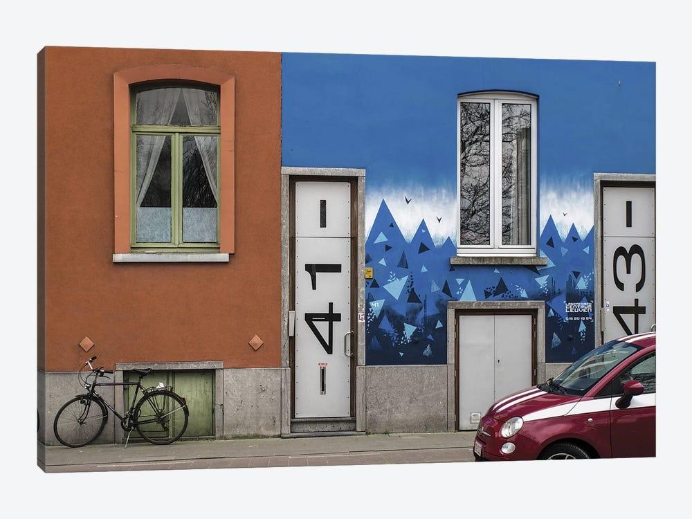 Life Styles by Luc Vangindertael 1-piece Art Print