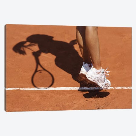1st Serve Canvas Print #OXM240} by Hervé Loire Canvas Art