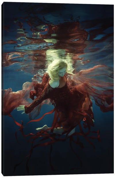 Supernova Canvas Art Print