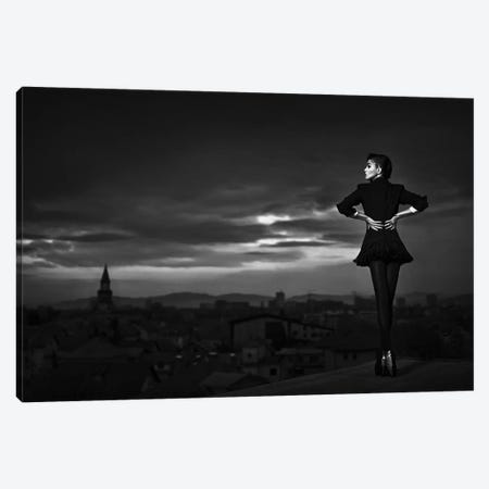 The Night Watch Canvas Print #OXM2429} by M. Kobal Canvas Art