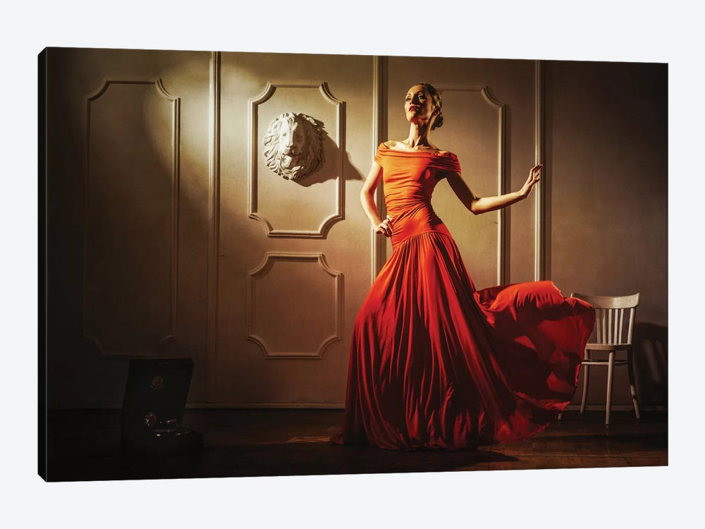 Tango by Sergey Smirnov 1-piece Canvas Artwork