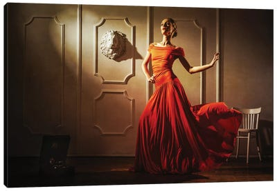 Tango Canvas Print #OXM2435