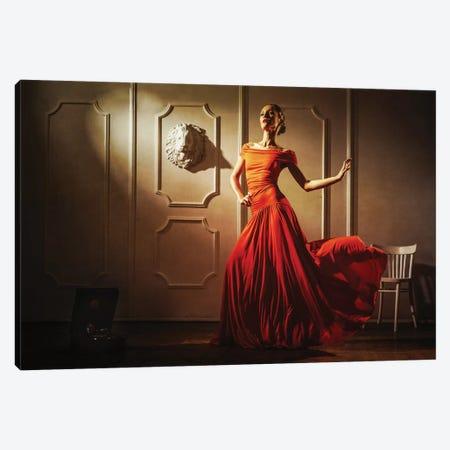 Tango Canvas Print #OXM2435} by Sergey Smirnov Canvas Artwork