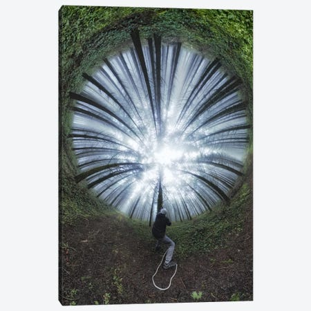 Light Trapper Canvas Print #OXM2454} by Francois Casanova Canvas Artwork