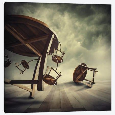 Cycle Of Life Canvas Print #OXM2460} by hardibudi Canvas Art