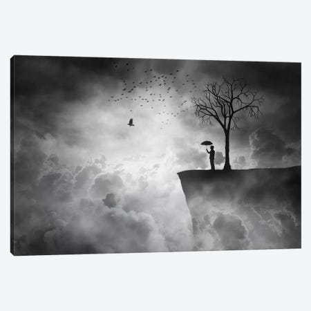 Messenger Canvas Print #OXM2469} by Ivan Marlianto Canvas Wall Art