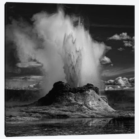 Castle Geyser Canvas Print #OXM2484} by Yvette Depaepe Canvas Art Print