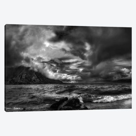 Just Before The Storm Canvas Print #OXM2487} by Yvette Depaepe Canvas Art Print