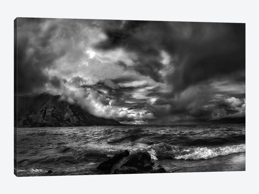 Just Before The Storm by Yvette Depaepe 1-piece Canvas Print