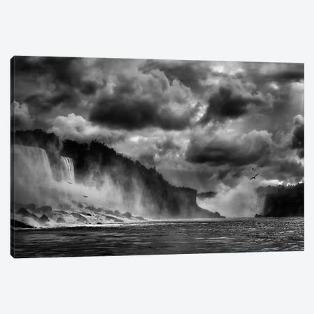 Maid Of The Mist Canvas Print #OXM2488} by Yvette Depaepe Canvas Wall Art