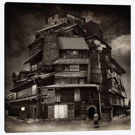 Big Old House Canvas Print #OXM2497} by Kiyo Murakami Canvas Artwork