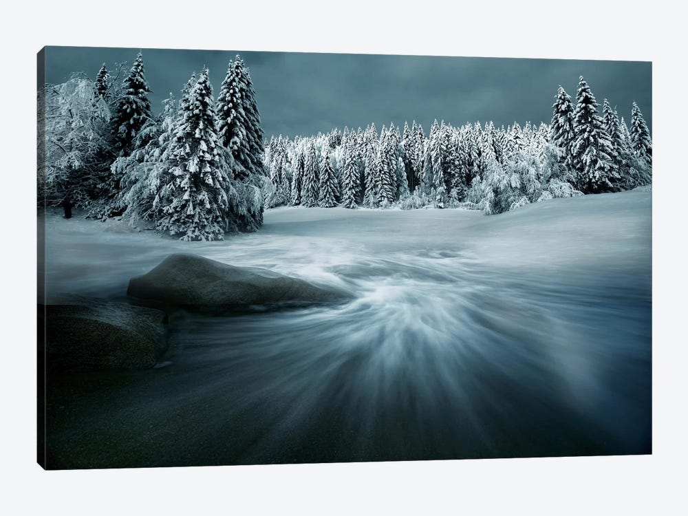 Just A Dream by Arnaud Maupetit 1-piece Canvas Print