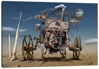 Surreal IV Canvas Print #OXM2503