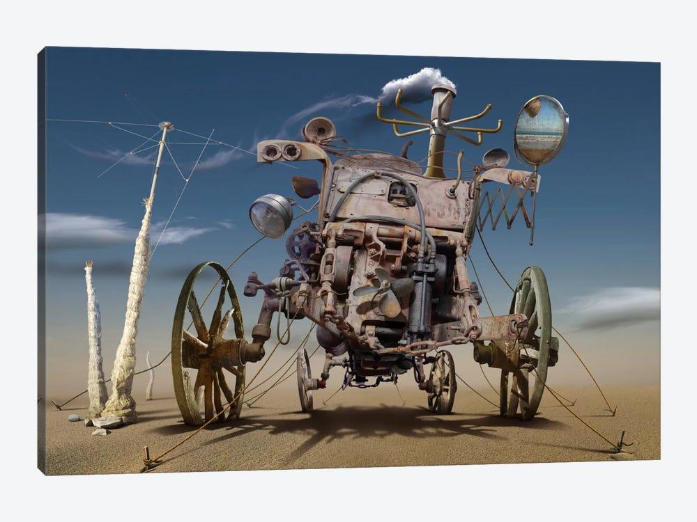 Surreal IV by Radoslav Penchev 1-piece Canvas Artwork