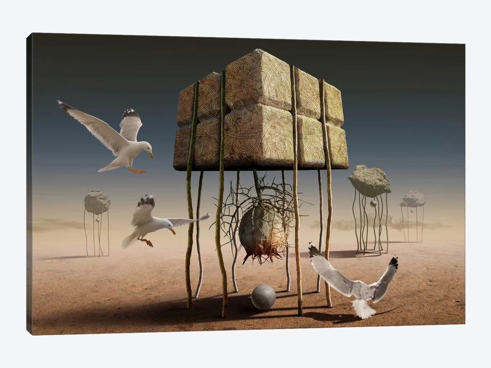 Surreal V by Radoslav Penchev 1-piece Canvas Art Print