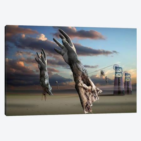 Surreal VI Canvas Print #OXM2505} by Radoslav Penchev Canvas Artwork
