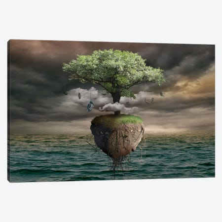 Surreal VIII Canvas Print #OXM2507} by Radoslav Penchev Canvas Art