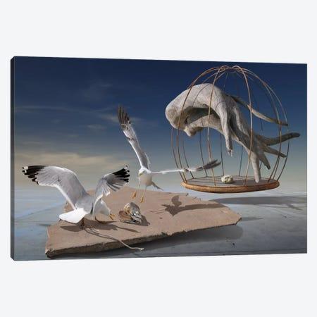 Surreal X Canvas Print #OXM2509} by Radoslav Penchev Art Print