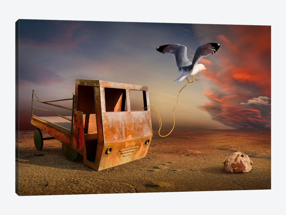 Surreal XII 1-piece Canvas Art Print