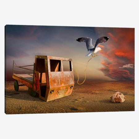 Surreal XII Canvas Print #OXM2511} by Radoslav Penchev Canvas Artwork