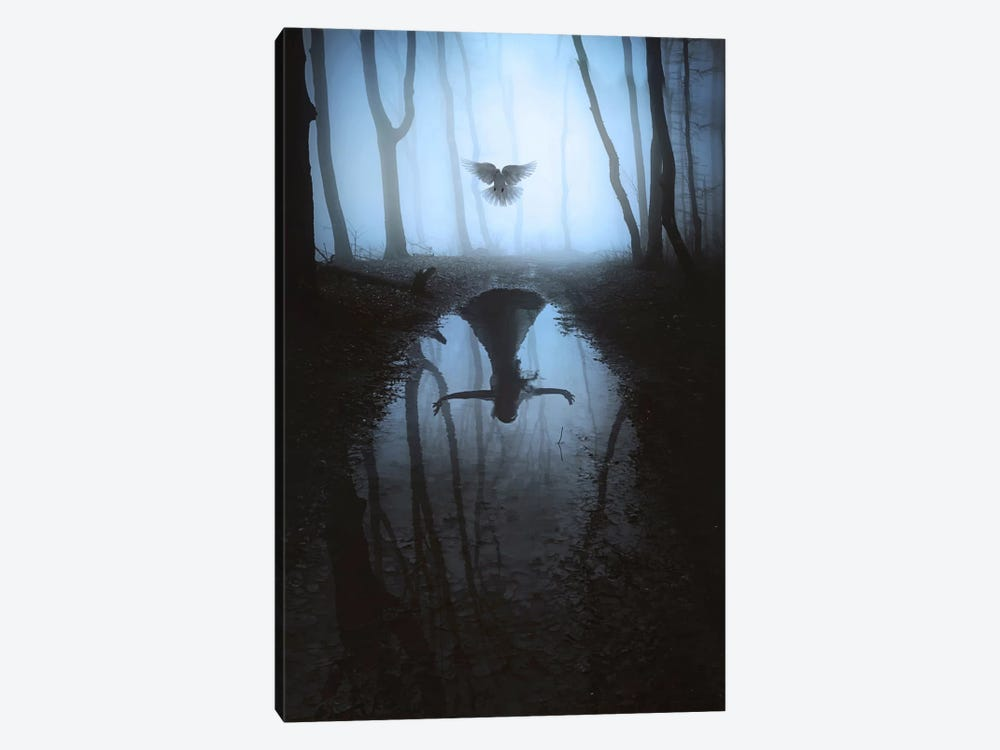 Fly To You II by Terry F 1-piece Canvas Art