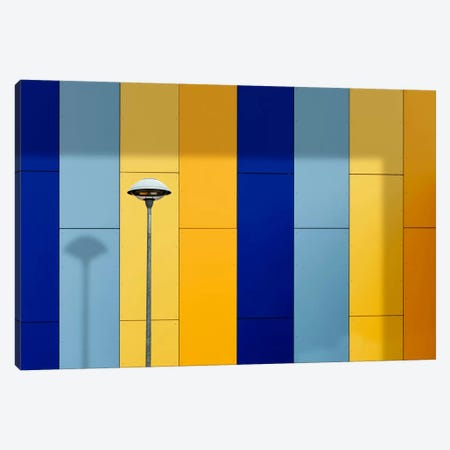 Urban Colors 3-Piece Canvas #OXM2546} by Alfonso Novillo Canvas Artwork