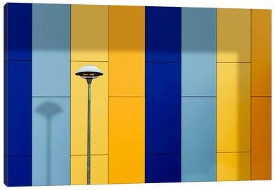 Urban Colors Canvas Art Print