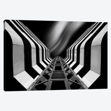 Winged Canvas Print #OXM2547} by Alfonso Novillo Canvas Wall Art