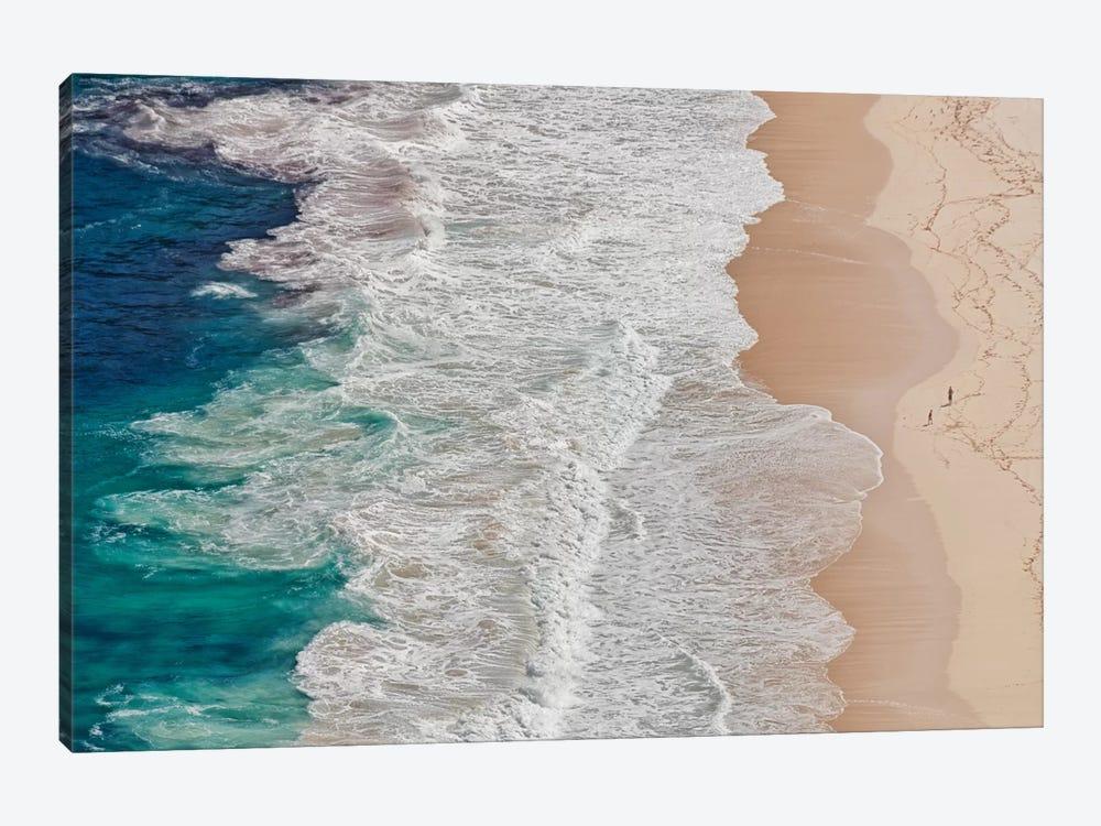 Where The Ocean Ends... by Andreas Feldtkeller 1-piece Canvas Print