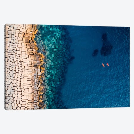 From Above Canvas Print #OXM2553} by Antonio Carrillo Lopez Canvas Art