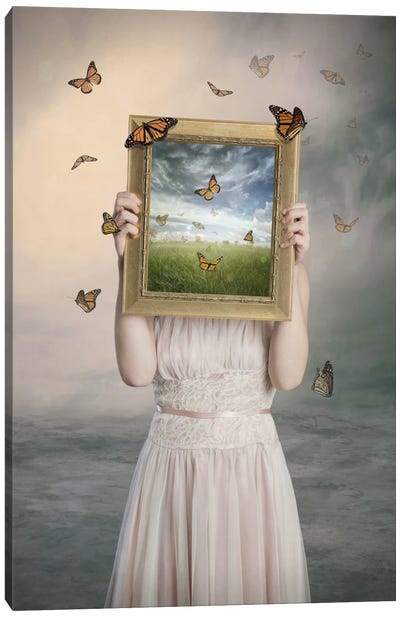 Set Them Free Canvas Art Print