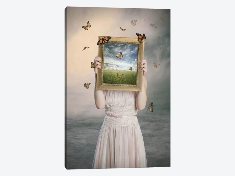 Set Them Free by Baden Bowen 1-piece Canvas Print