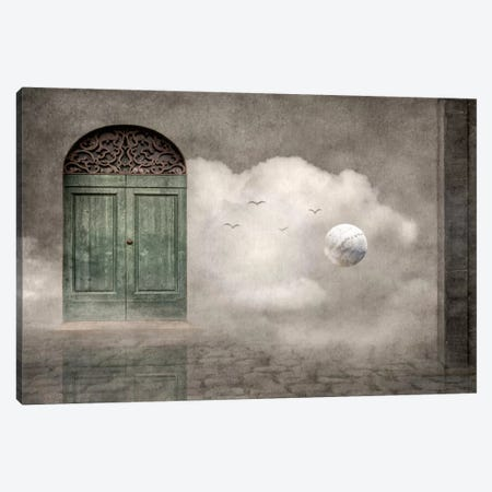 Secret Door Canvas Print #OXM2565} by Christian Marcel Canvas Wall Art
